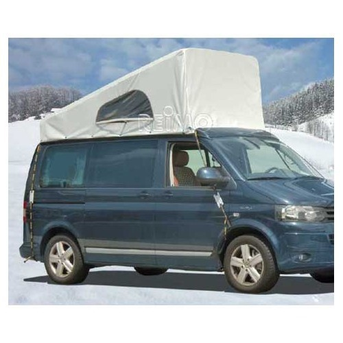 Enhancing roof Insulation campervans & caravans - RoadLoisirs
