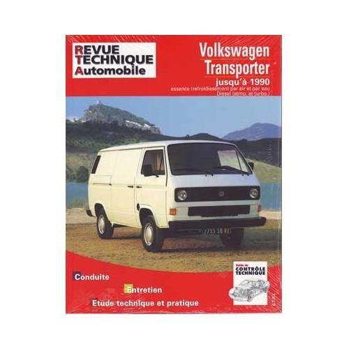 revue technique automobile pour volkswagen transporter 79. Black Bedroom Furniture Sets. Home Design Ideas