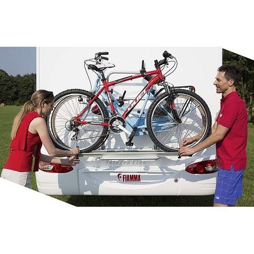 Zoom sur Porte-vélo CARRY BIKE Pro M - 2 vélos - 4 vélos maxi