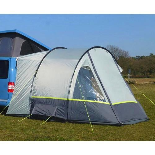 Zoom sur AUVENT mini vans TOUR COMPACT - 270x260x205 cm - independant - sans tapis de sol