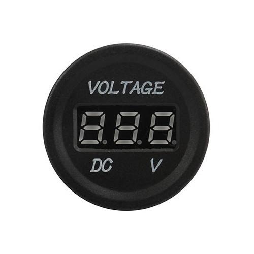 Zoom sur Indicateur de voltage 10-30V