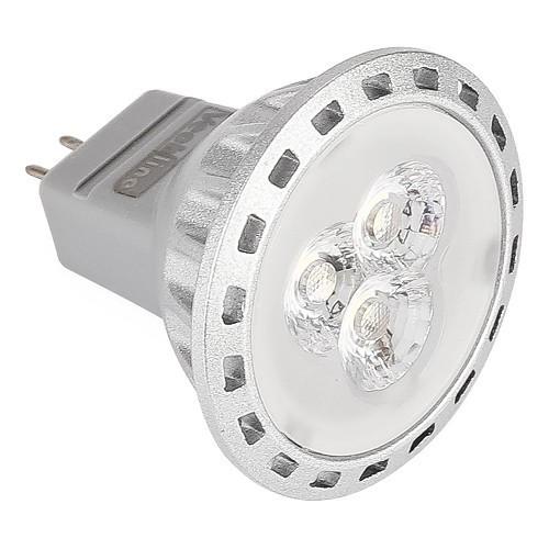 Zoom sur Ampoule led avec broches GU4 MR11 220 lm