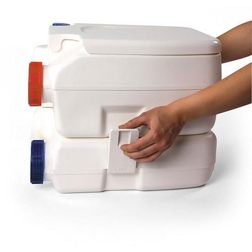 caravane Fiamma WC chimique Bi-Pot 39/pour camping-car 01 01355