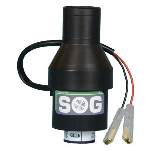 Zoom sur Ventilateur SOG II pour montage sur le plancher