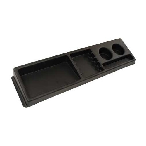 Console de rangement sur tableau de bord pour vw transporter t3 equipements c - Console de rangement ...
