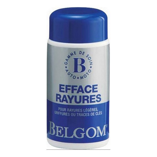 belgom efface rayures 150 ml belgom equipements pour camping cars. Black Bedroom Furniture Sets. Home Design Ideas