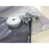 Inside insulating curtain design kit